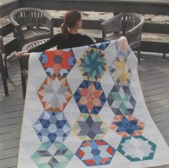 Park Bench Cortez Quilt Company